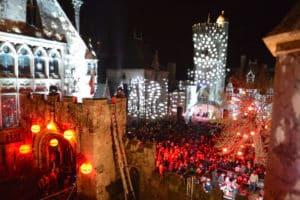 Festivités à Concarneau Bretagne