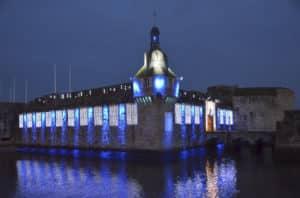 Illuminations Concarneau Finistère
