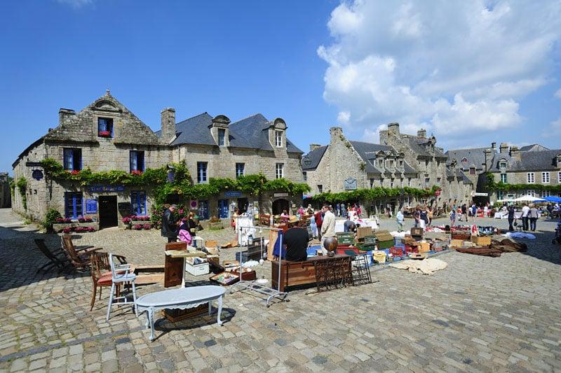 Locronan Bretagne