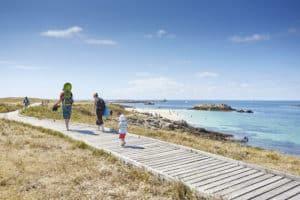 Une balade sur l'île Saint Nicolas