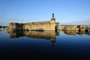 Ville Close Concarneau vacances camping