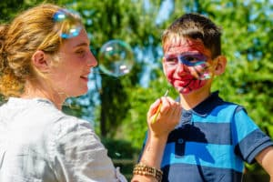 Activités enfants camping Bretagne