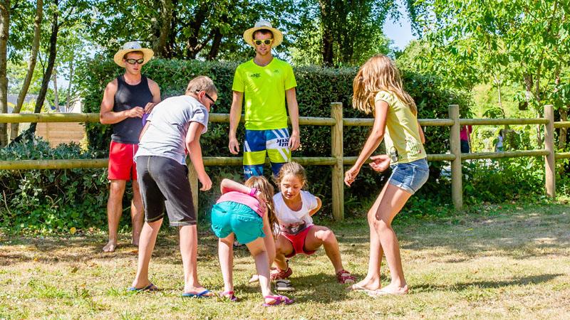 Club ados camping Concarneau